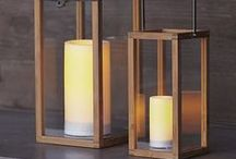 Crate and Barrel / Browsing around the thoughtful merchandise at Crate and Barrel you'll come upon one product that has been generating an exceptional amount of buzz: the flameless candle. Made from real wax and featuring a realistic wick design, the flameless candles at Crate and Barrel stay true to the company's dedication to quality and value.
