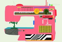 Graphic / Graphic art, illustration and a good helping of print and pattern.  / by Amanda Lavis