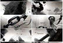 storyboard / styleframe