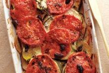 Delicious vegetables...! / Recipes and ideas for preparation of Vegetables...