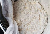 Homemade Dairy / Recipes and tips on preparing cultured dairy products at home