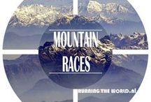 Trail Running Hills & Mountains / #HillTraining #RunningHills #Running #MountainRunning #HillRunning #TrailRunning#SkyRunning#Trails #Trekking