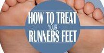 Running Injury Free / Tips and advice to prevent running injuries and recover tips.  #RunningInjuries #RunningInjury #InjuryPrevention #InjuryTreatment #Blisters #FeetCare #RunnersKnee #AchillesPain #RunningTips #RunningForm, #RunningTechnique