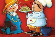 Pasta riz etc...