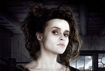 Helena Bonham Carter and other beauties / I adore this woman!! / by Bob Ford