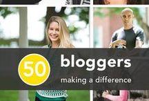 Running blogs & running bloggers / Running blogs of running bloggers #Running #RunningInspiration #RunningTips #RunningAdvice #RunnersInformation #RunnersBlog #RunningBlog