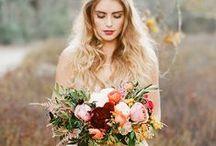 Fall (AUTUMN) Weddings - Maple Leaves Fall