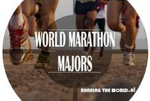 World Marathon Majors / World Marathon Majors (WMM) is a series of 6 of the largest and most renowned marathons in the world: Tokyo Marathon, Boston Marathon, London Marathon, Berlin Marathon, Chicago Marathon and the New York City Marathon. The organizers of these events are united in their effort to advance the sport, raise awareness of its elite athletes, and increase of the level of interest in elite racing among running enthusiasts. http://www.runningyourlife.nl/world-marathon-majors/ #WorldMarathonMajors