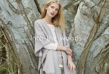 Into the Woods / Our new Lookbook Edit- Autumn Winter 2015 collection