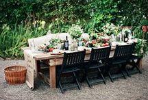 Upscale Farm to Table Wedding Ideas