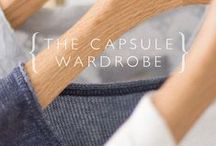 The Capsule Wardrobe / A curated collection of 32 versatile pieces to carry you through spring. Streamline your new season wardrobe to include only your best, favourite pieces. Explore our edit and put together your own capsule wardrobe with Poetry in mind.