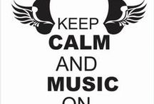 Keep Calm and Music On