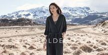 The Golden Mean / The desirable middle ground between two extremes, The Golden Mean edit explores the crossroads where the warm earthen tundra and cold icescapes meet, reflecting that point in the season, which calls for transitional dressing.