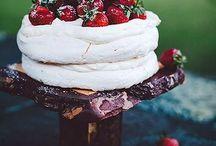 cakes & baking.