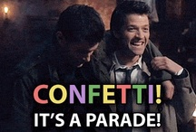 Unicorns Aren't Real? :( / The best moments of Supernatural  / by Kristen Pitsenbarger