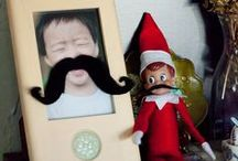 Mischievous Elf on the Shelf / by 5NEWS Heather Lewis