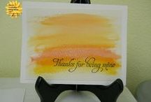 Hand Made Cards / Handmade Card, Using Stampin Up porducts,