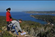 Actions du parc national de Port-Cros Porquerolles