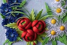 Paper - Quilling / by Vali Ver