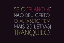 - Think about it * / Pense nisso * / by Andreza Cavalcante