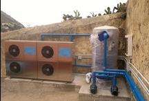 Equipos de frio / Equipos de frío instalados por Prodel Agrícola S.L en las Islas Canarias (Tenerife)
