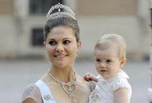 Royalty: Sweden / by Diane Parker