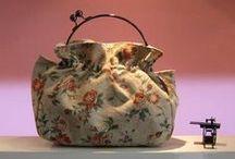 DIY Bags, purse, pouch, clutch...