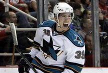 "Hockey ""Fin""atic / Sharks Sharks Sharks and hockey / by Kristen Pitsenbarger"