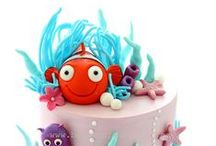 Fondant Cakes / Fondant Cakes, Fondant, Cake Decorating, Wedding Cakes, Birthday Cakes, Cake Tutorials / Torten, Fondanttorten, Cakes, Hochzeitstorten, Geburtstagstorten