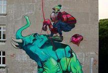 Street Art / Art Urbain - Street Art
