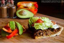 Paleo Mexican Recipes / Delicioso & Paleo