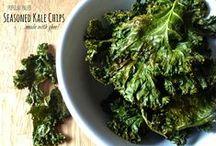 Paleo Kale Chip Recipes