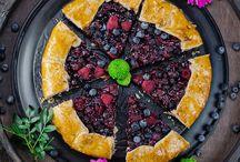 Fruchtige Rezepte • Fruity Recipes / Fruchtige Rezepte • Kuchen • Kekse • Süßigkeiten • Frühstück • Mittagesssen • Abendessen • Rezepte mit Obst / Fruity Recipes • Cakes • Cookies • Sweets • Lunch • Breakfast • Dinner • Desserts • Recipes with fruits
