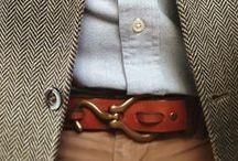 boucles/ceintures