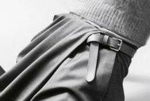 pantalons/jupes