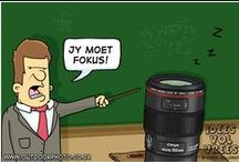 Photography Humour / Sayings and funny moments in photography.