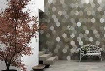 Geometric stones&tiles
