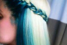 DUAL COLOR / HAIR