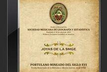 JOYAS DE LA SMGE / Productos digitales del acervo histórico de la SMGE