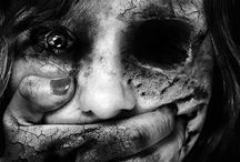 horror/dark references