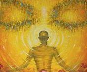 Энергия - тела,Связь с чакрами