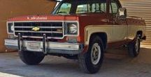 Chevy and GMC trucks / Mainly sixties and seventies Chevy pickup trucks and related.