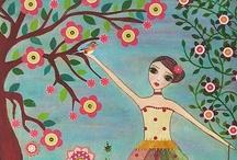 Arte: Ilustraciones lindas