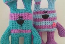 crochet: amigurumi, títeres y muñecas