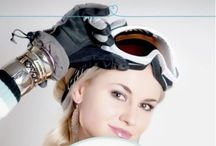 Secrets of a Chalet Girl / Storyboard for the second novella in the Chalet Girl series, http://smarturl.it/secretchalet