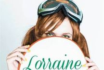 Confessions of a Chalet Girl / Story board for first novella in the Chalet Girl series by Lorraine Wilson http://smarturl.it/confessionskin