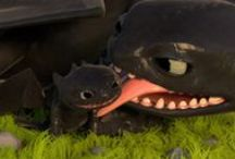 """How to train your dragon / Fan art for the incredile, gorgeous and fantastic movie """"How to train your dragon"""""""