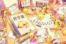 Pokemon / Fan art for Pokemon.