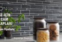 Dekoryon Mutfakta / En uygun fiyat ile en iyi markalar Dekoryon Mutfak'ta!