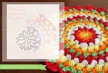 Schemes & patterns to crochet.